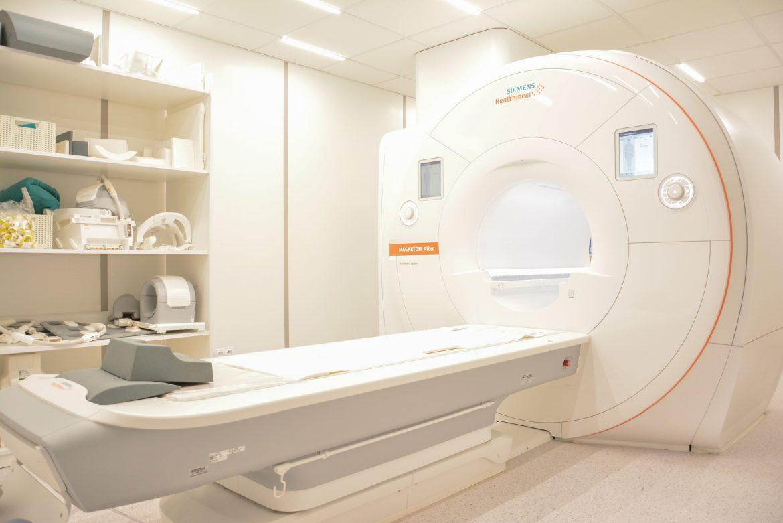 Badanie MRI głowy